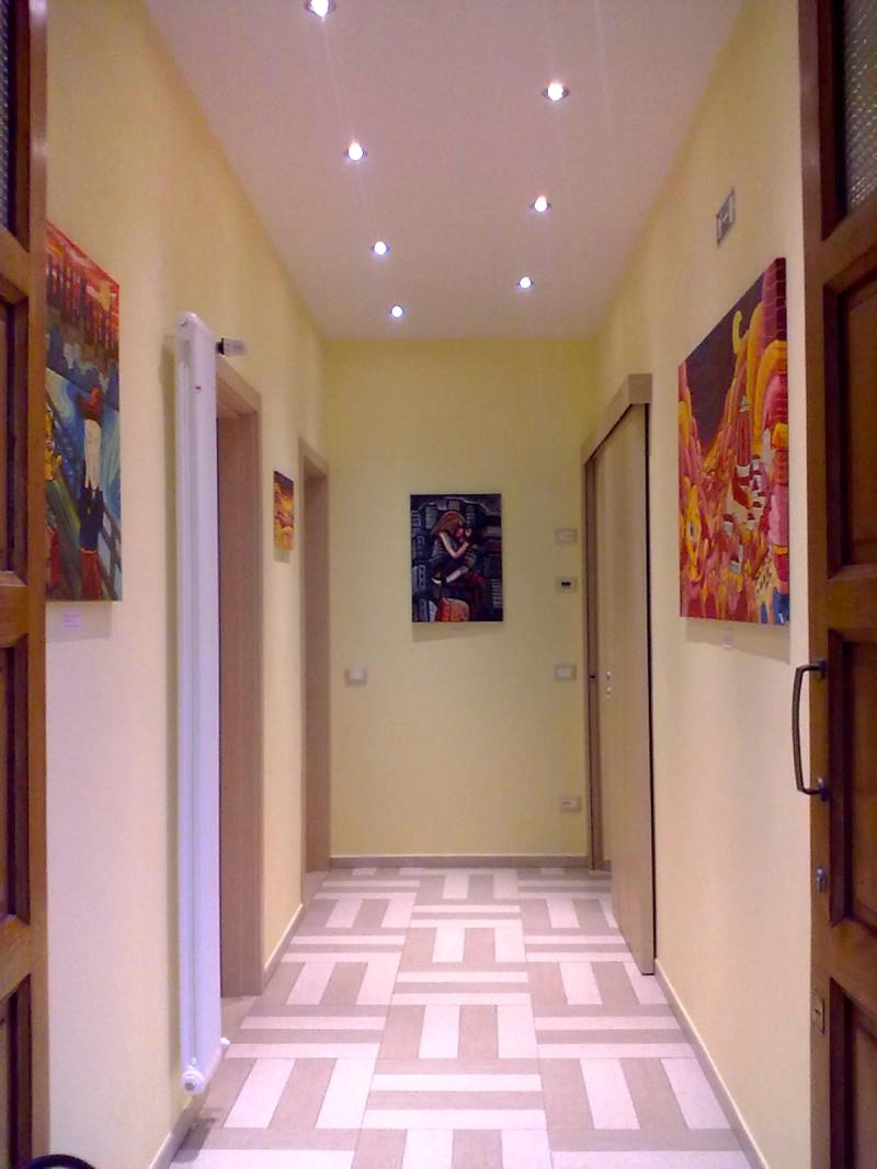 Corridoio-Art Gallery